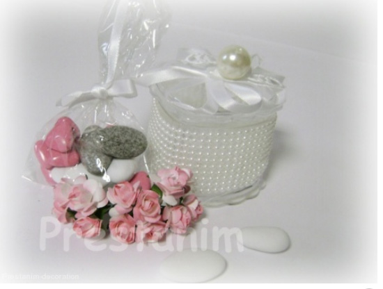 contenant dragees mariage retro - Contenant Dragee Mariage