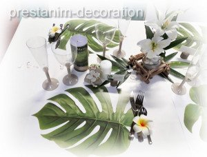 table-deco-theme-feuille-philo-nature